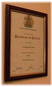 BSc(Hons) Podiatry