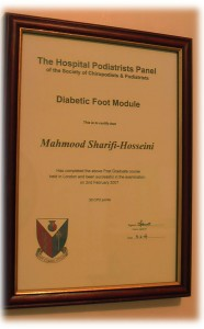 SoCaP Diabetic Foot Module