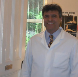 Mahmood at Eastbourne Clinic of Natural Medicine
